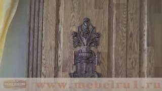 Шкаф из массива дуба «Цезарь»(Шкаф из массива дуба «Цезарь». Шкаф из дерева «Цезарь» изготавливается полностью из массива дуба включая..., 2016-06-04T20:19:25.000Z)
