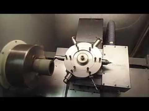 Homemade tool changer - YouTube
