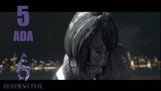 Resident Evil 6 Walkthrough (ITA)- ADA -5- La gemella cattiva