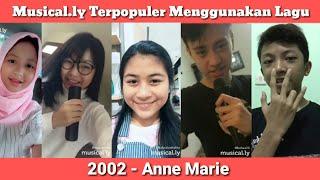 kumpulan musically terpopuler indonesia menggunakan lagu 2002 anne marie musically indonesia