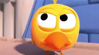 Позитивный, смешной мультик для малышей  про голубей