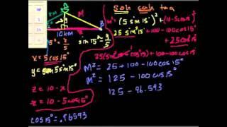 Тригонометрическая задача. Часть 2