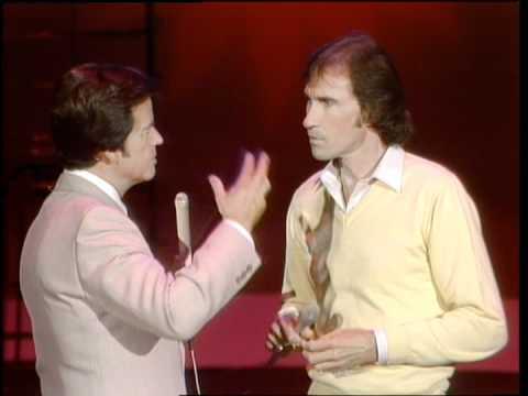 Dick Clark Interviews Bill Medley - American Bandstand 1981