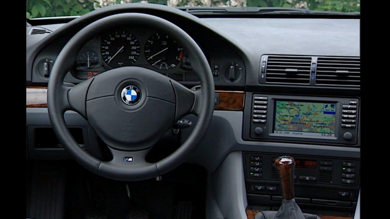 2001 bmw 530i touring 5 series e39 interior [ 1280 x 720 Pixel ]