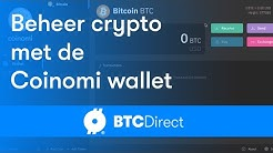 Bitcoin, Ethereum en 1.500+ andere crypto's beheren? Tutorial Coinomi Desktop wallet | BTC Direct