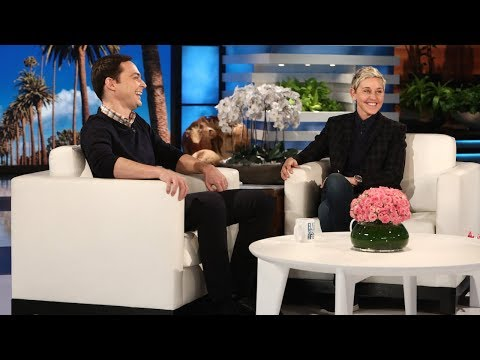 Jim Parsons on His Connection with Baseball Star Justin Verlander