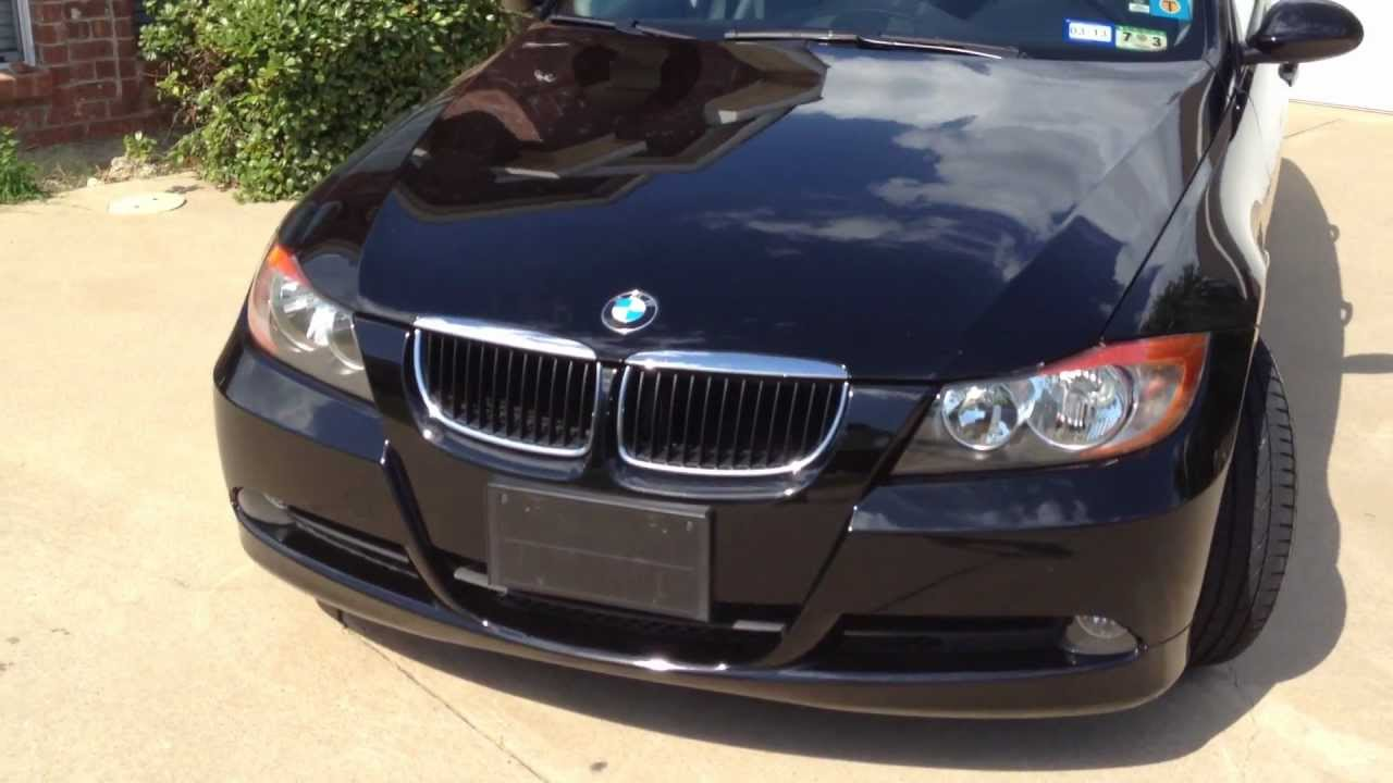 Used BMW I W Sport Package Navigation Warranty YouTube - Bmw 3 series 2006 price