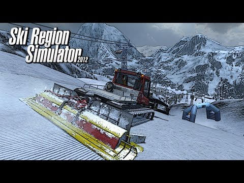 Ski Simulator 2012 - Officer Speirs - King of The Hill