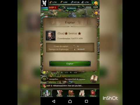 Clash Of Kings Skill Attack 2