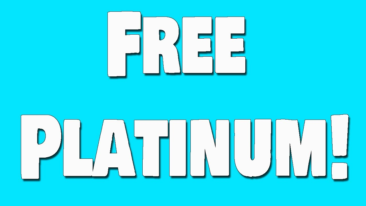 Warframe PS4 How To Get Free Platinum EASY YouTube