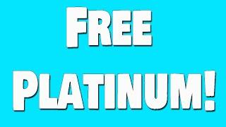 Get free warframe platinum easy.Bing rewards program and amazon cards