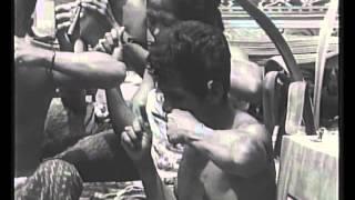 Génggong (mondharp) ensemble uit Iseh, Karangasem, Bali (1973)