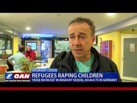 Refugees Sexually Molesting Children in Germany