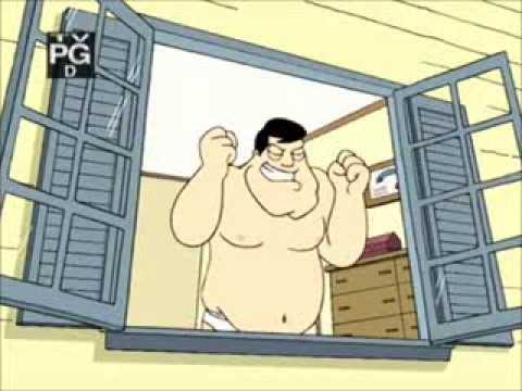 American Dad: Good Morning USA! Happy Father's Day! Sub Geezart!