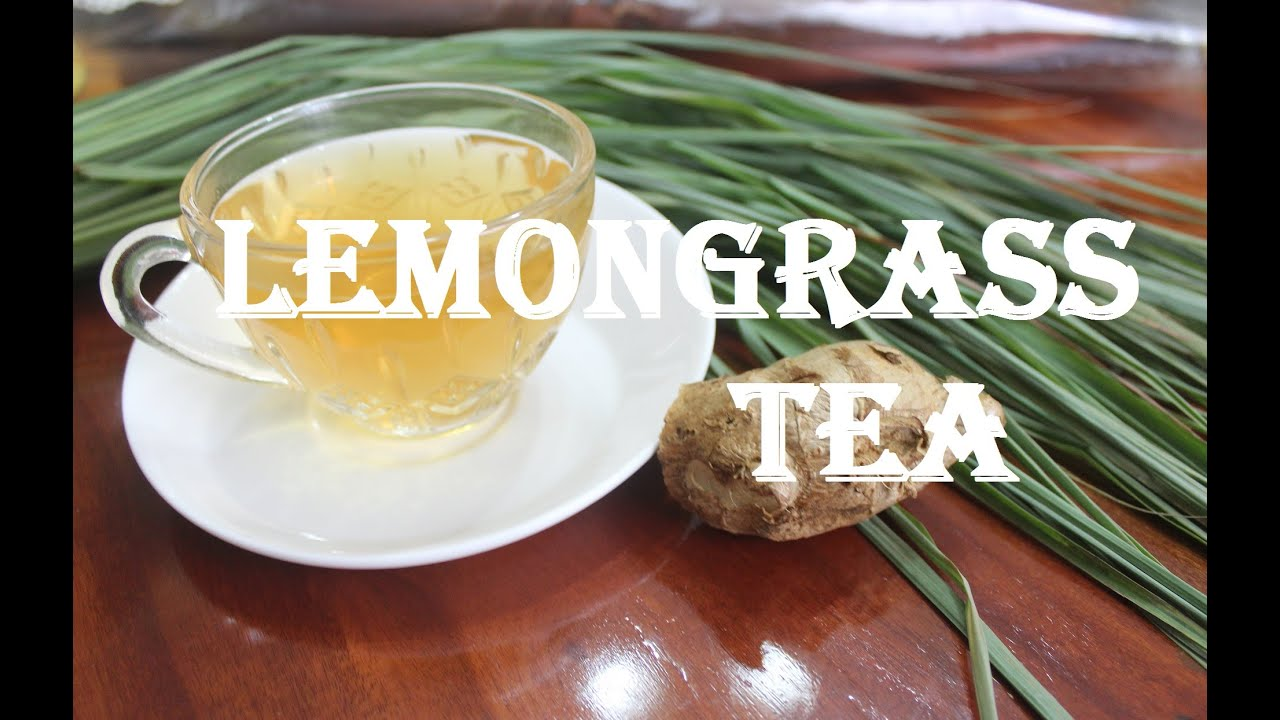 How To Make Lemongrass Tea With Cinnamon Ginger Recipe For Weight Loss Amp Detox Youtube