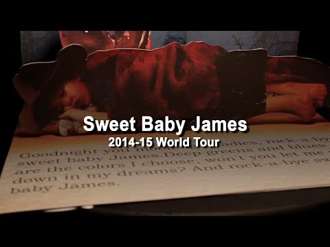 James Taylor\'s \'Sweet Baby James\' Is Now a Children\'s Pop-Up Book