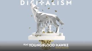 Digitalism - Wolves feat. Youngblood Hawke (Riton Remix)
