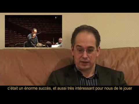 Interview de Dmitry Liss