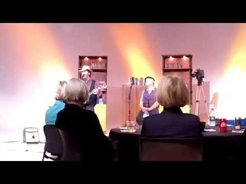 Barry Cloyd and Brian Fox Ellis PRAIRIE FOLKLORE THEATER at WTVP