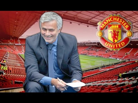 MOURINHO THE NEW MAN UNITED MANAGER! - VAN GAAL WILL BE SACKED - MY REACTION & ANALYSIS!