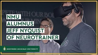NMU Alumnus Jeff Nyquist of