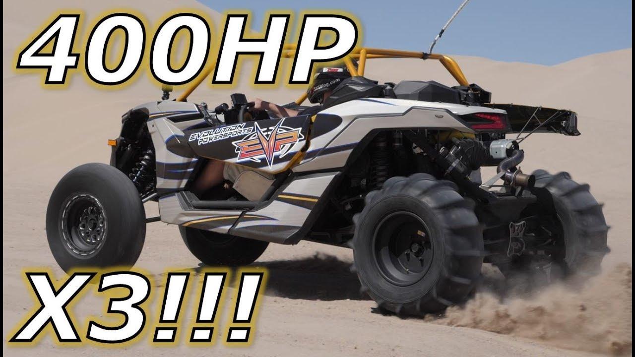 driving a 400hp can am maverick x3 youtube rh youtube com