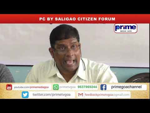 PRESS CONFERENCE BY SALIGAO CITIZEN FORUM
