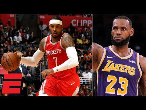 Should the Lakers acquire Carmelo Anthony? | ESPN Voices