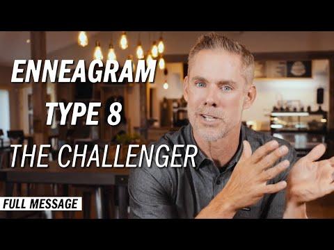 Enneagram #8 The Challenger