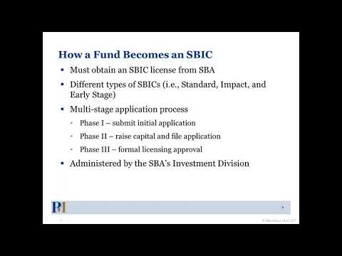 The ABCs of SBICs