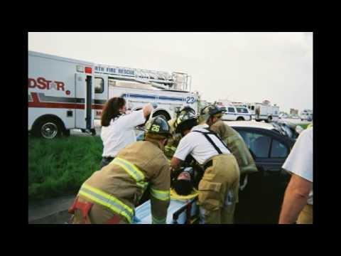 MedStar 55, CODE 200, MCI involving responders - 4/10/2005