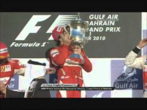F1 Bahrain Support Video