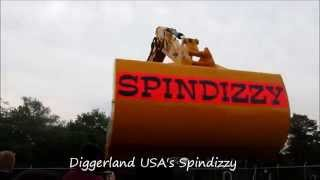 Diggerland USA's Spindizzy Ride