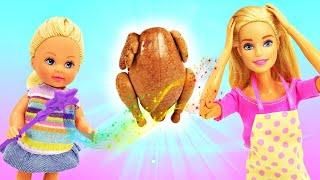 Штеффи волшебница - Исполняем желания! Мультик Барби - Видео для девочек