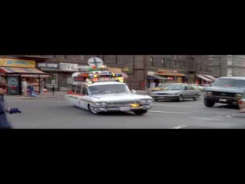 RUN DMC - Ghostbusters 2 montage