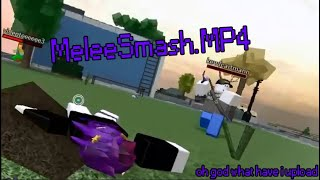 ROBLOX R2DA - MELEESMASH. MP4