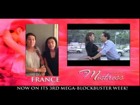 THE MISTRESS (Luzon, Visayas, MIndanao, at ang buong mundo na-in love na!)