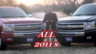 Dallas Ft Worth Chevy GMC Dealer End of the Year Sale at James Wood