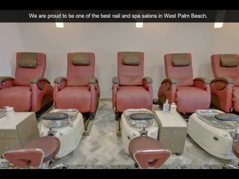 Palm Beach Nail & Foot Spa | West Palm Beach, FL | Salons