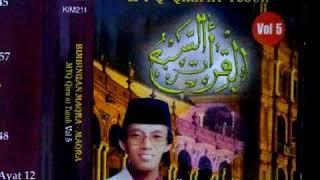 Nangis Mendengar H Muammar ZA & Hj Maria Ulfa - Lantunan Al Qur'an Maqro MTA Qiro'at 7 | Vol.5 B#