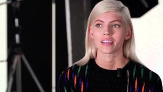 M Missoni Interview with Devon Windsor
