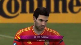 [FIFA 12] [UEFA EURO 2012 FINAL] [4K 60fps] [GTX 960 2GB & Intel XEON X5492]