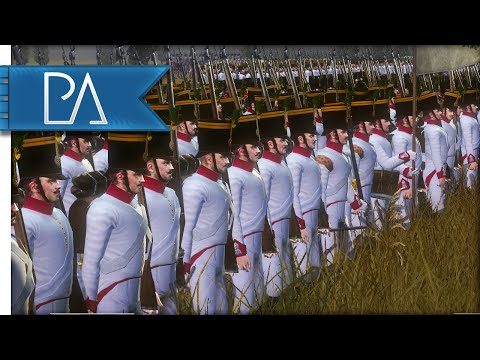MARCH OF THE BRAVE - Napoleon Total War Gameplay