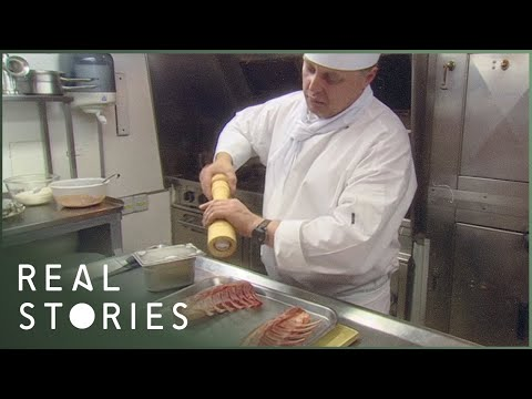 Secrets of The Royal Kitchen (Royal Family Documentary) - Re