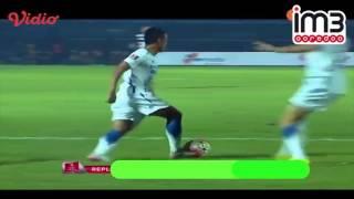Arema 0 - 0 Persib | TSC 2016 | Roland Giovanni