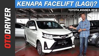Toyota New Avanza 2019 | First Impression | OtoDriver
