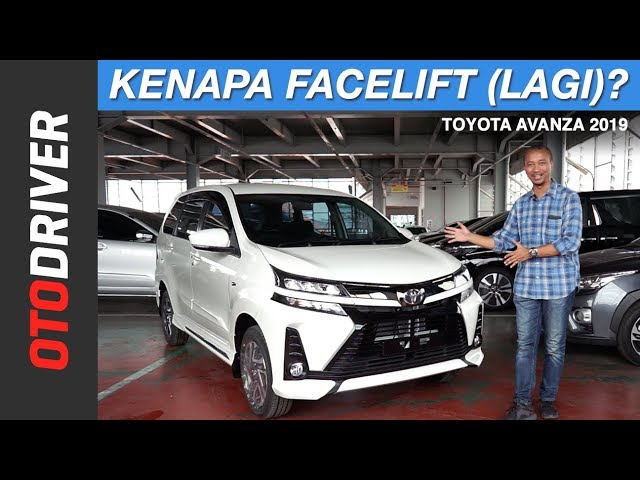 Toyota New Avanza 2019 | First Impression | OtoDriver