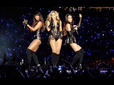 Beyoncé - Super Bowl (Live) HD