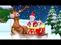 Jingle Bells | Christmas Carlos for Children | Xmas Music & Songs for Kids by Little Treehouse