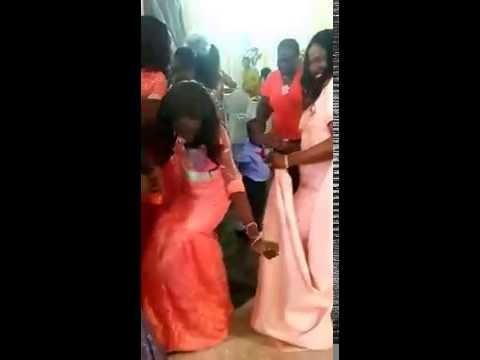 Watch Amarachi's sibling, Ijechi Onosioze Uyanne's Graduation Party in Edo  State